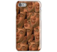 Cage is Love, Cage is Life. iPhone Case/Skin
