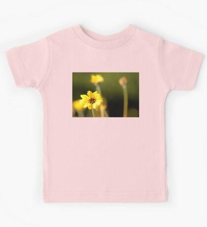Yellow Flower Kids Tee