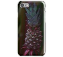 Exotic Tropical Pineapple iPhone Case/Skin
