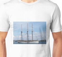 Tall Ships on the St. Lawrence Unisex T-Shirt