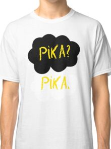 Pika in our stars Classic T-Shirt
