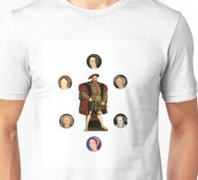 6 Wives (Henry) Unisex T-Shirt