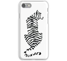 Tiger Stripes iPhone Case/Skin