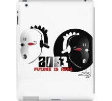 The Future Is Here   2053-41 iPad Case/Skin