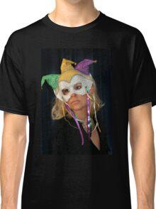 Blond Woman Classic T-Shirt