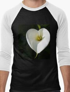 Belle comme un coeur ! Men's Baseball ¾ T-Shirt