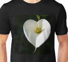 Belle comme un coeur ! Unisex T-Shirt