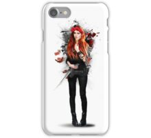 Clary Fray  iPhone Case/Skin