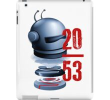 The Future Is Here   2053-49 iPad Case/Skin