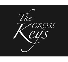 The Cross Keys – Sherlock, BBC Photographic Print