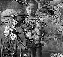Ive Got a Silver Machine & I'm Still  Feeling Mean. by - nawroski -