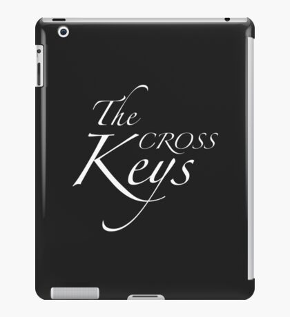 The Cross Keys – Sherlock, BBC iPad Case/Skin