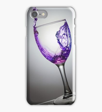 Purple Elixir iPhone Case/Skin