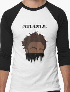 Atlanta Graffiti 2 Men's Baseball ¾ T-Shirt