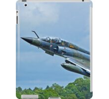 Mirage 2000N slightly abstracted iPad Case/Skin