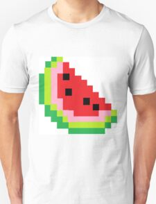 Minecraft Watermelon Unisex T-Shirt