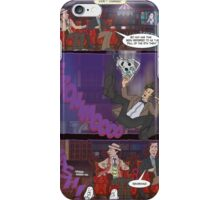 Fall of the Eleventh #4 iPhone Case/Skin