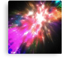 Colorful Cosmos Canvas Print