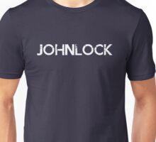 Johnlock – Sherlock, Watson Unisex T-Shirt