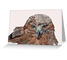 New Zealand Harrier Greeting Card