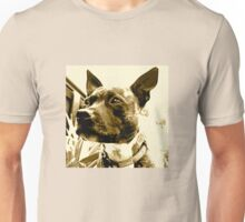 Staffie Unisex T-Shirt