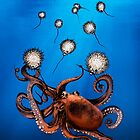 Octopus by AnnaShell