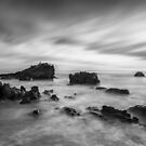 Leo Carillo Rocks by Graham Gilmore