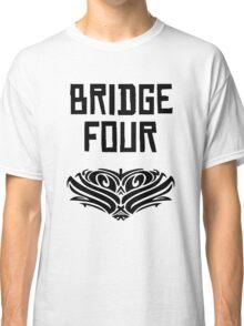 Bridge Four Kaladin Windrunner Classic T-Shirt