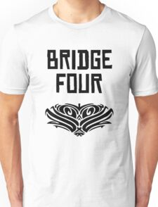 Bridge Four Kaladin Windrunner Unisex T-Shirt