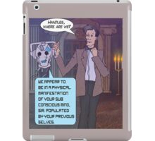 Fall of the Eleventh #5 iPad Case/Skin