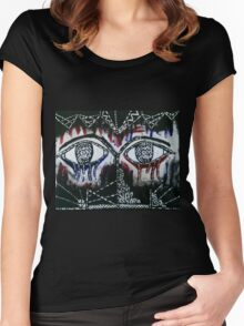 Can You See? Women's Fitted Scoop T-Shirt