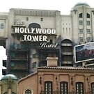 Hollywood Tower Hotel by Margybear