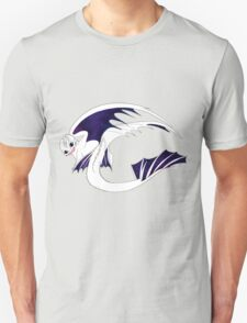 Galaxy Nightfury - White Unisex T-Shirt