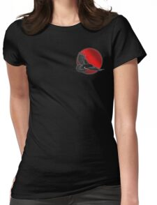 Archeage Guild: Raven Tail Womens Fitted T-Shirt