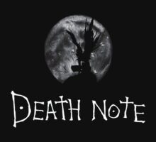 Death Note Shirt and Hoodie (Ryuk Moon) T-Shirt
