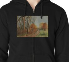 The Road Home WC150612a Zipped Hoodie