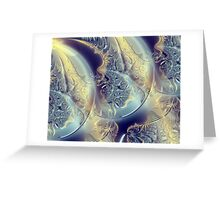 Etched Glass Greeting Card