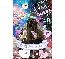 Witch King of Starbucks (Angmar) Photographic Print