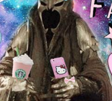 Witch King of Starbucks (Angmar) Sticker