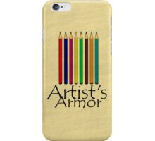 Artist's Armor iPhone Case/Skin