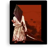 SH:Pyramid Head  Canvas Print