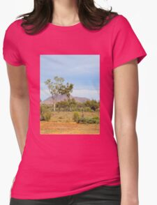 Scenic Flinders Womens Fitted T-Shirt