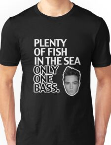 Plenty of Fish in the Sea Only One Bass Unisex T-Shirt