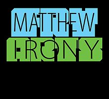 Matthew Fry Irony Arts by jjfry