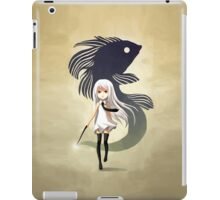 Black Moor iPad Case/Skin