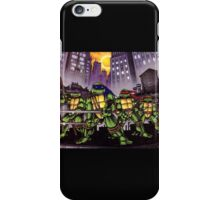 Teenage Mutant Ninja Turtles iPhone Case/Skin