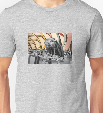 Occasionally Incognita finds herself somewhere that reminds her of home.  Unisex T-Shirt