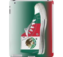 Hi Top Mexico Basketball Shoe Flag iPad Case/Skin