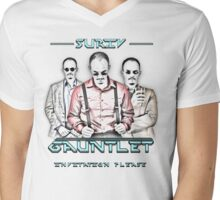 Suriv - Gauntlet  Mens V-Neck T-Shirt