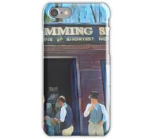 Time Travellers I iPhone Case/Skin
